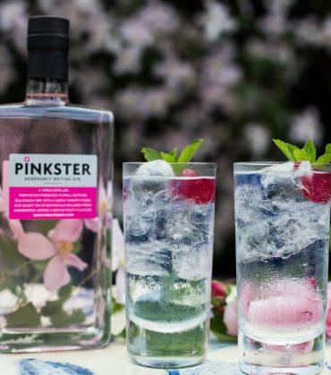 Introducing Pinkster Gin