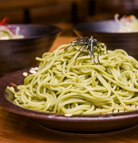 Japan Food Show Sees Shift in Healthy Products