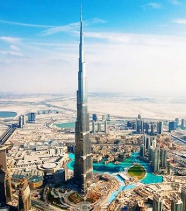 Where to Go See the World's Most Advanced Buildings