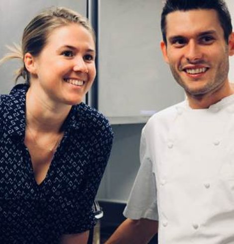 Emily Roux and Diego Ferrari to Open Caractère