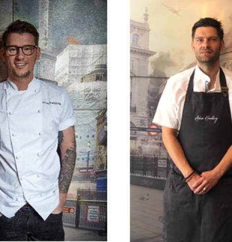 Adam Handling Appoints Executive Chef for Hoxton Site