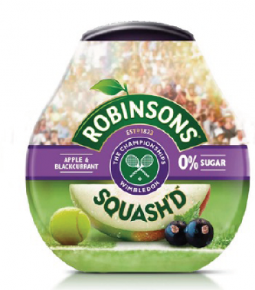 Robinsons Sponsors Wimbledon