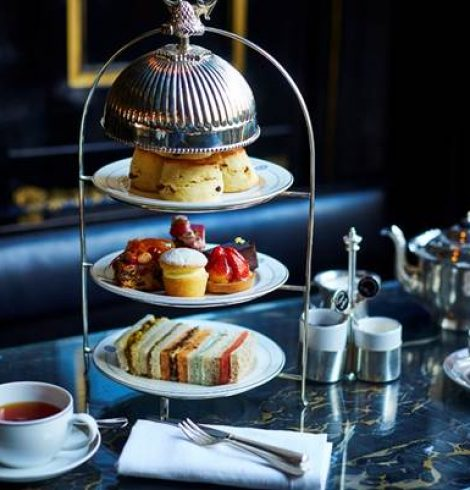 Canton Tea Partners Up with The Wolseley