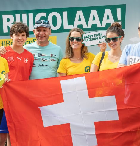 Ricola Celebrated Swiss National Day