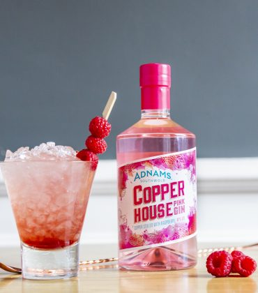 Adnams Launches Its New Copper House Pink Gin