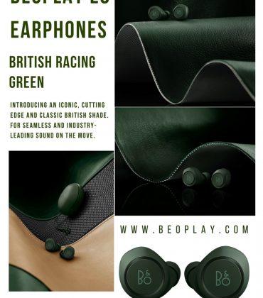 Bang & Olufsen Launch Special Edition Earphones