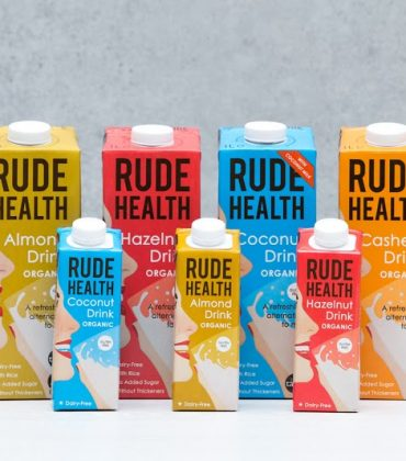 Rude Health Launches Two New Dairy Alternatives