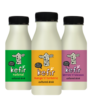 The Collective Launches 220ml Bottle Kefir