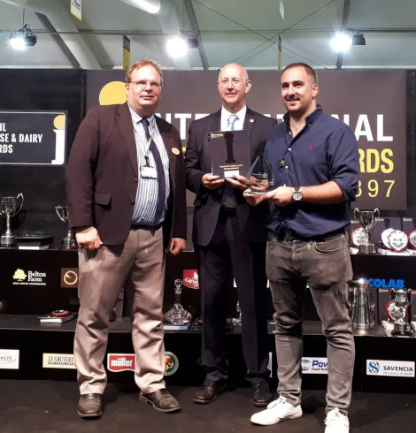 Wyke Wins at International Cheese Awards 2018