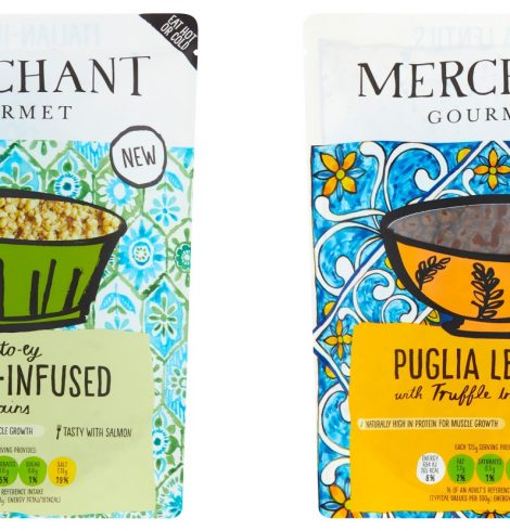 Merchant Gourmet Launches Two New Products