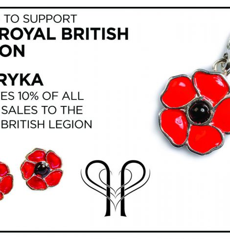 Henryka Launches Poppy Collection