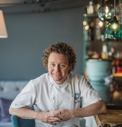 Guest Chef Dinners Welcomes Tom Kitchin for Third Event