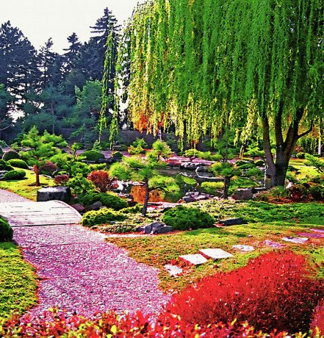Gardens Across the World