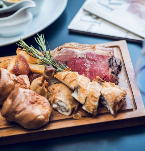 Britain's Best Roast Dinner Is in Leeds