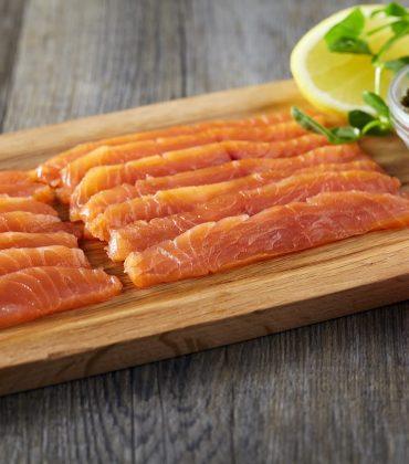 Premium Scottish Smoked Salmon in the USA