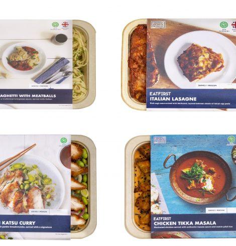 EatFirst Launches New Range in Ocado