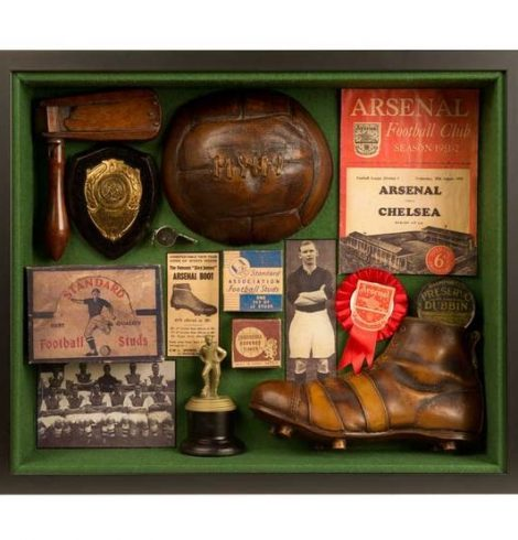 Cash-in Your Old Football Memorabilia