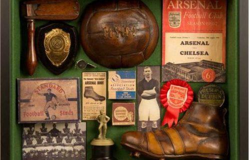 Cash-in Your Old Football Memorabilia