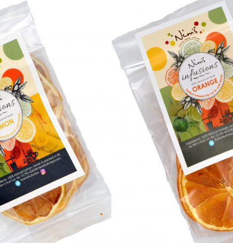 Orange and Lemon Infusions for the Perfect Mulled Wine from Nim's