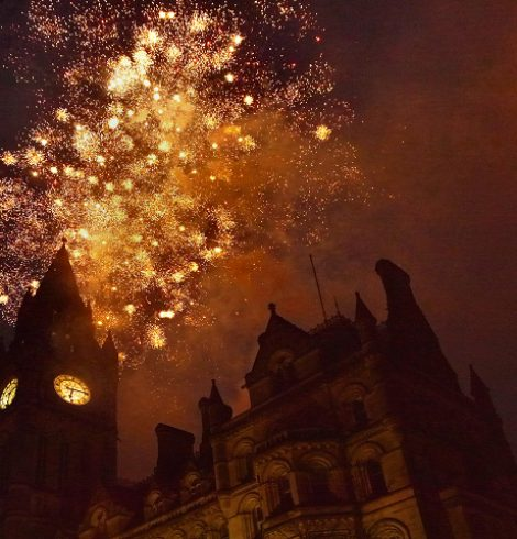 Halloween Spectaculars in Manchester