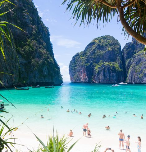 Thailand Extends its Tourist Ban at Maya Bay
