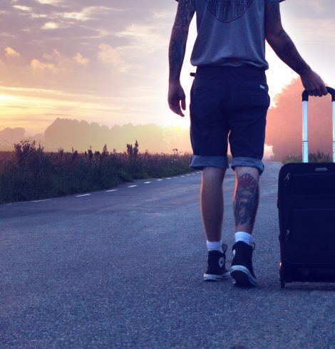 The Latest Travel Trend, Going Solo