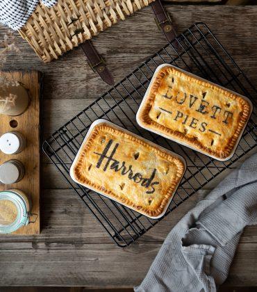 Harrods Food Hall Picks Lovett Pies