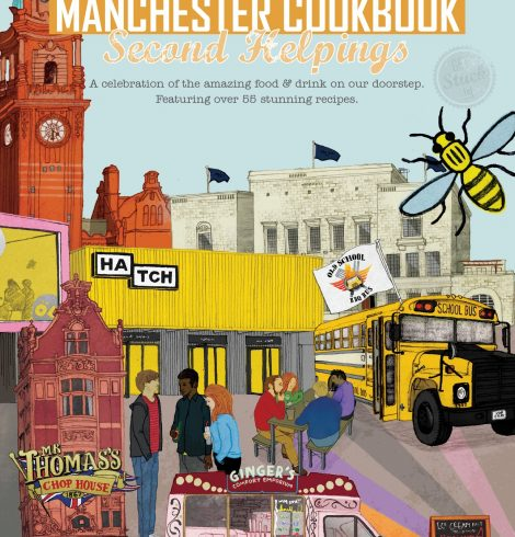 The Manchester CookBook: Second Helpings Is Out