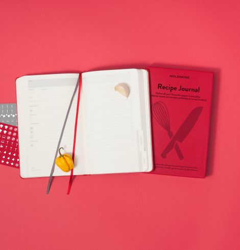 Moleskine Launches the Passion Journals