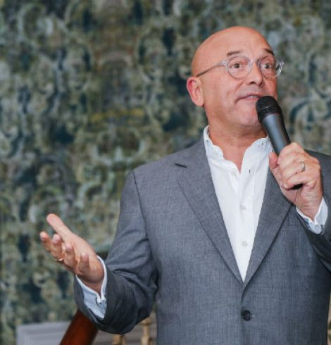 Gregg Wallace Opened Marco Pierre White Steakhouse Bar & Grill