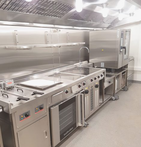 British Catering Equipment Manufacturer Shortlisted for Award