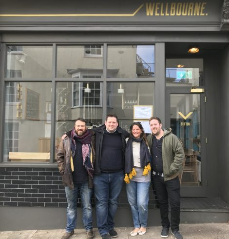 Wallfish & Wellbourne Bistro Is Opening Today