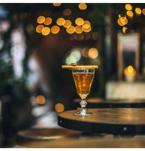 Festive Cocktail Menu at The Bloomsbury Club Bar