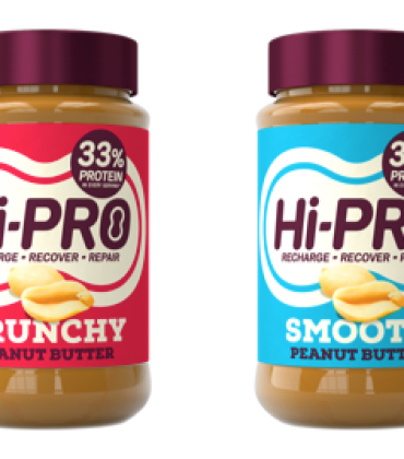 Hi-PRO Peanut Butter Redesigns Its Packaging