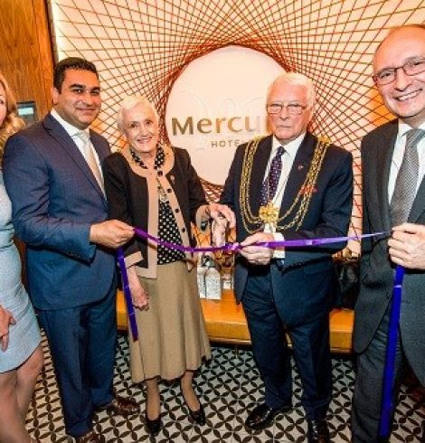 Mercure Leeds Centre Hotel Has Officially Opened