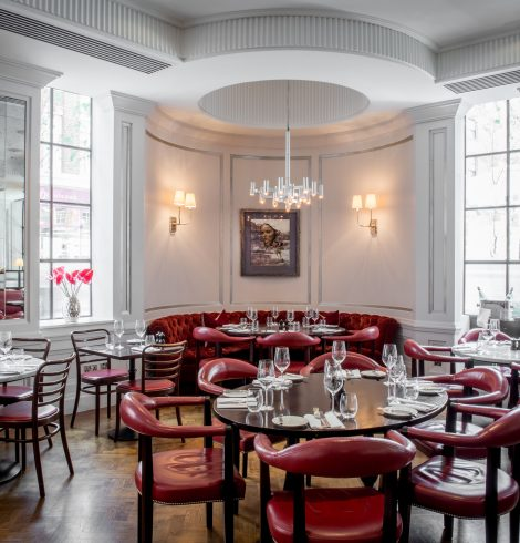 108 Brasserie Christmas and NYE Menus