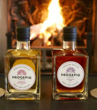 Fruity New Pudding Gins from Hedgepig