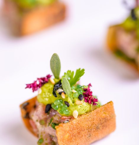 Rocket Food Wins Canape of the Year