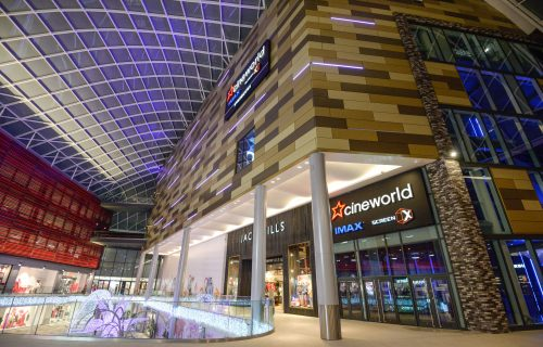 Cineworld Partners Up with YO! Sushi