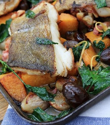 Merchant Gourmet's Roasted Cod Recipe