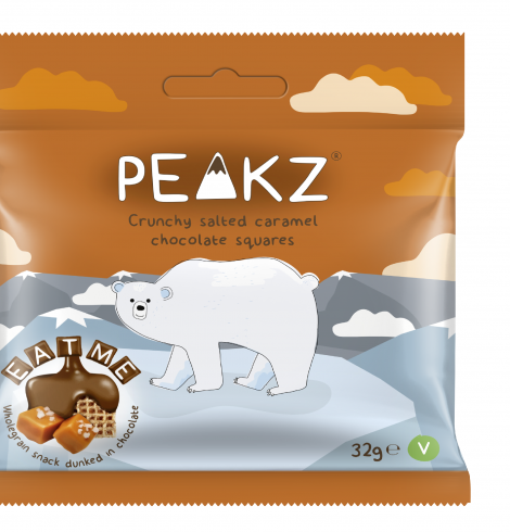 Peakz Stocks in Circle K Stores and Google HQ, Ireland