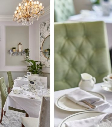 Laura Ashley The Tea Room Opens in Coventry