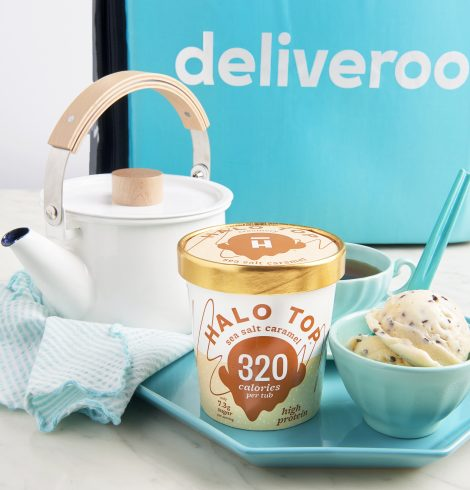 Halo Top & Deliveroo Bring you FREE Tubs of Ice Cream