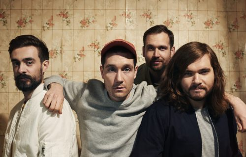Bastille Headlines Two Sold Out Nights in Manchester