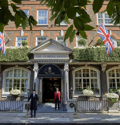 The Goring Launches New Seafood Restaurant