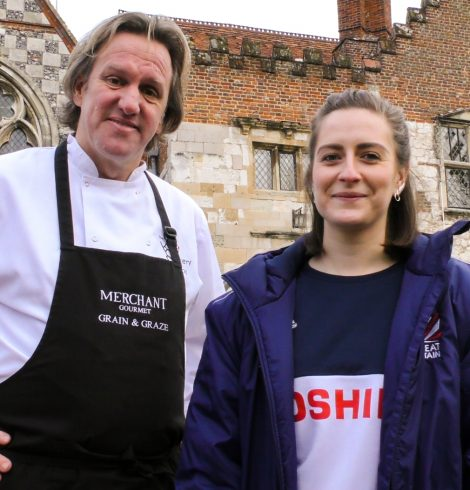 Merchant Gourmet Partners Up with England Hockey
