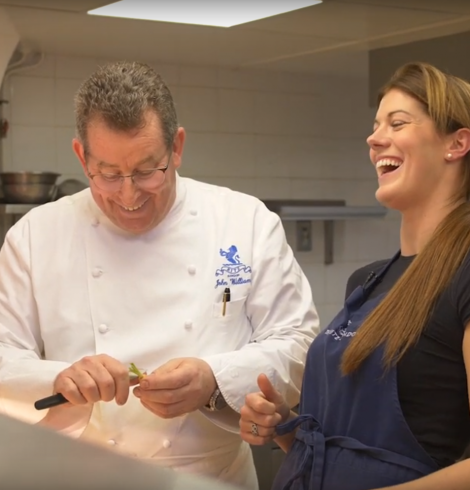 The Ritz Brings Together Celebrity Chefs