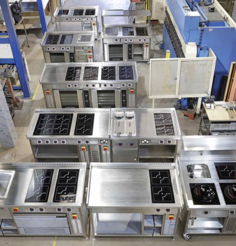 Catering Equipment Manufacturer Chosen for Prestigious Award