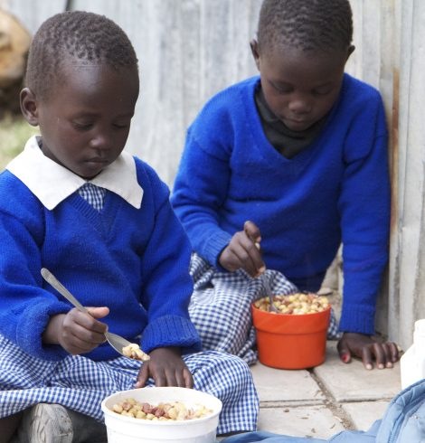 'Feedanuary' Campaign Helps Children in Poverty