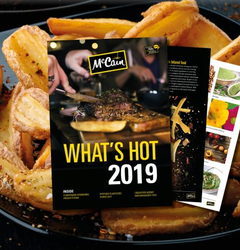 McCain Foodservice's Latest Industry Report